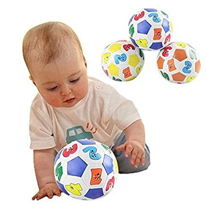 Children's Educational Ball. Fantastic. Free Postage Too. Great for Crawlers