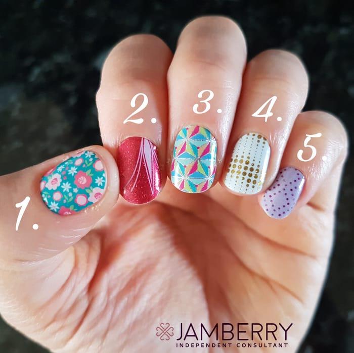 Free Jamberry Nail Wraps
