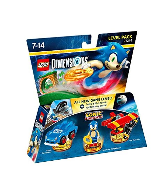 LEGO Dimensions: Sonic Level Pack (PS3/PS4/Xbox One/Xbox 360/Wii U)
