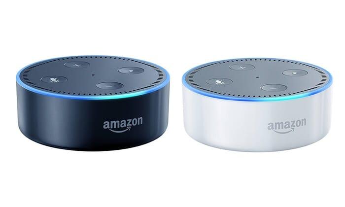 Amazon Echo Dot Black Friday Deal £34.99