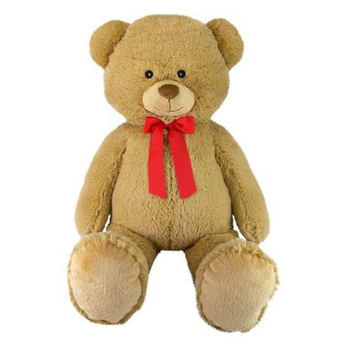 71c0198a6cf Dunhelm - Large 90cm Plush Teddy Bear - Only £10.00 at Dunelm ...