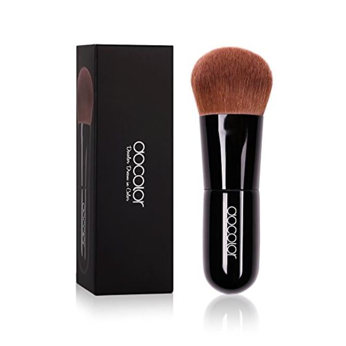 Docolor Kabuki Foundation Brush Cosmetic Tool