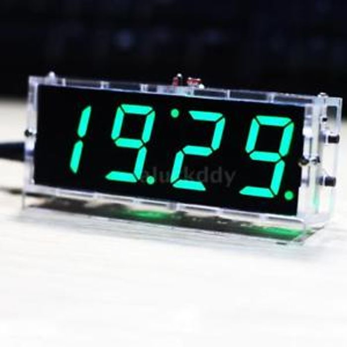 Digital LED Clock Kit