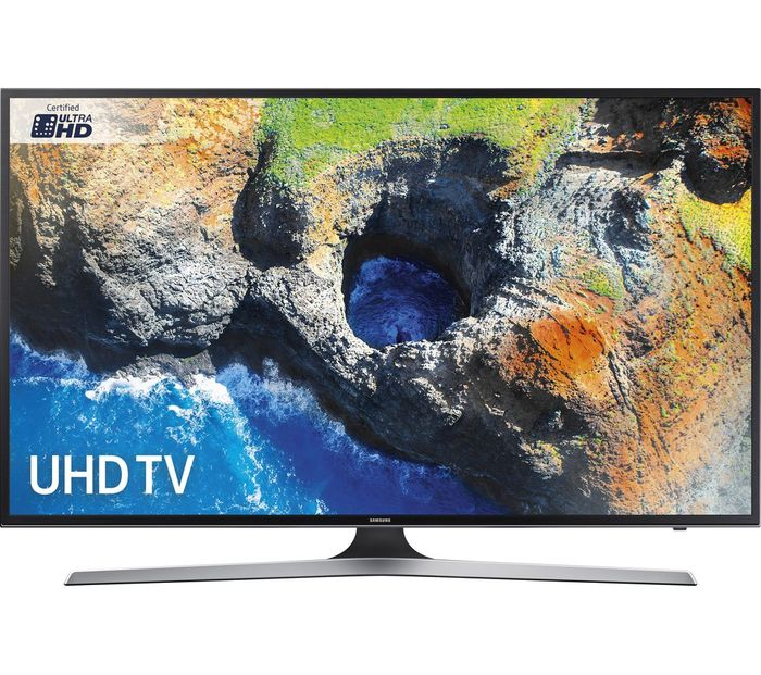 "SAMSUNG 58"" Smart 4K Ultra HD HDR LED TV Free Delivery"