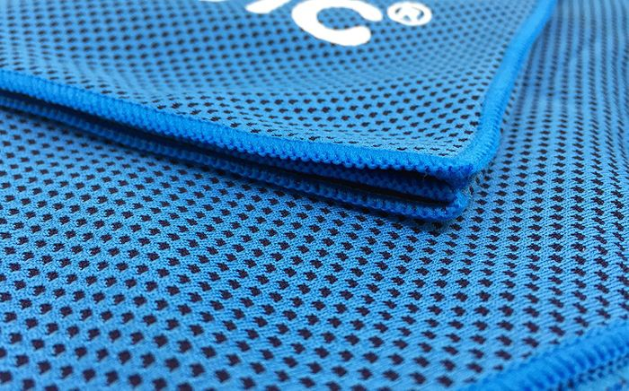 Cooling Towel for Gym Lovers, Sports Fans, or for Travelling