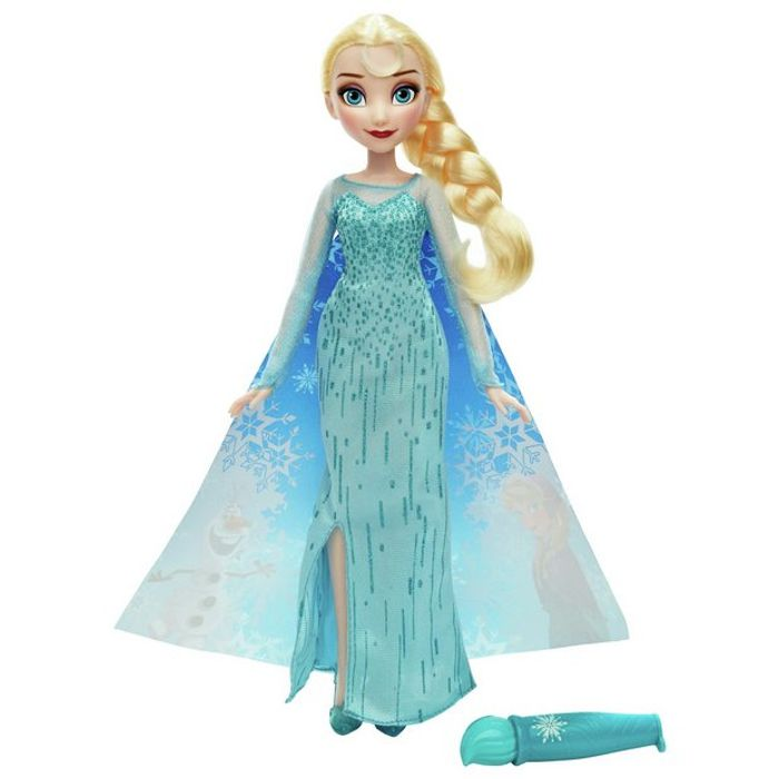 Disney Frozen Magical Story Cape