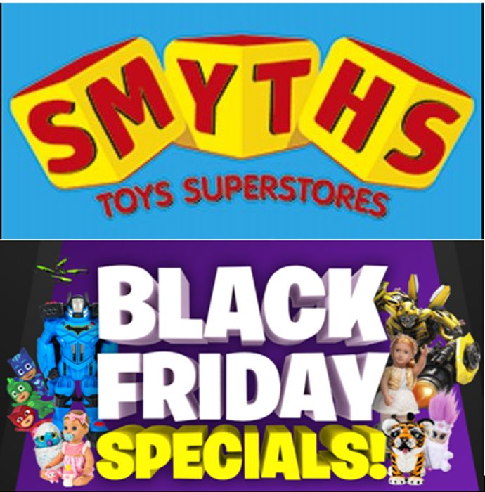 Black Friday Deals at Smyths Toys on Now