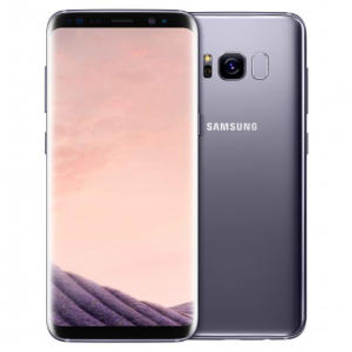Samsung Galaxy S8 plus G955FD 4G 64GB Dual Sim SIM FREE/ UNLOCKED - Orchid Gray