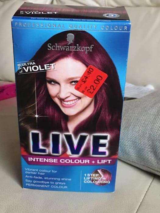 Live Hair Colour