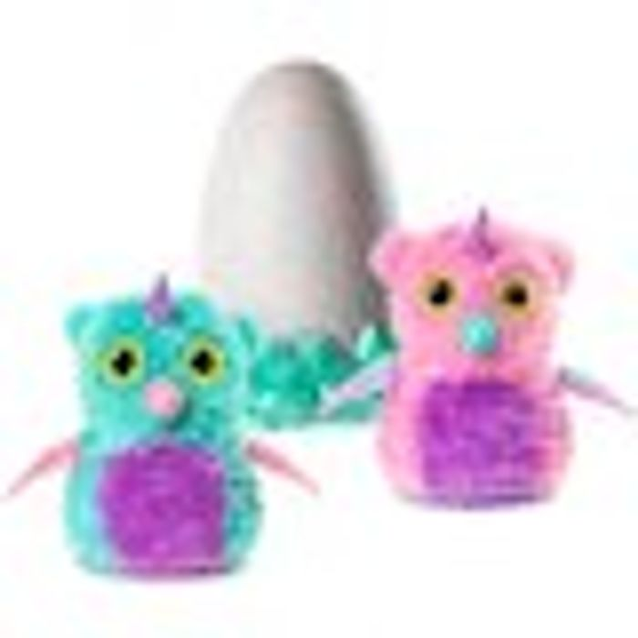 Hatchimals Glittering Garden - Twinkling Owlicorn Egg Must Order Today !!