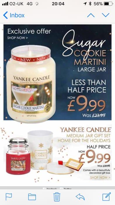 Yankee Candle Large