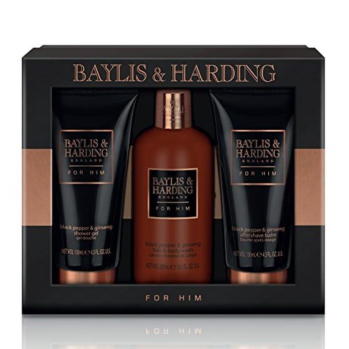 Baylis and Harding Tri Set for Men