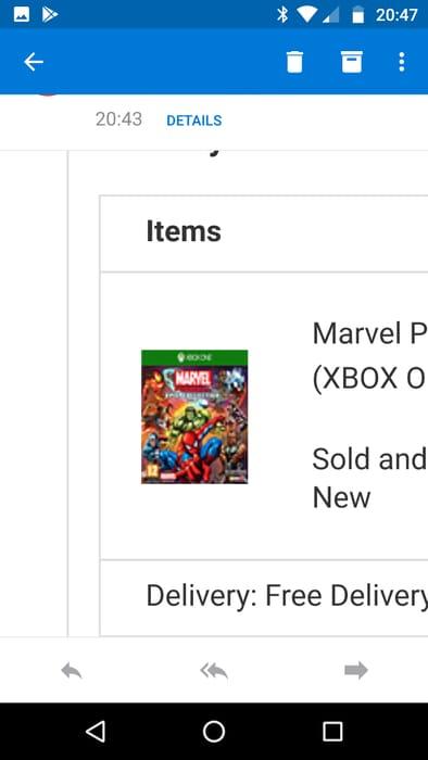 X Box One Marvel Pinball