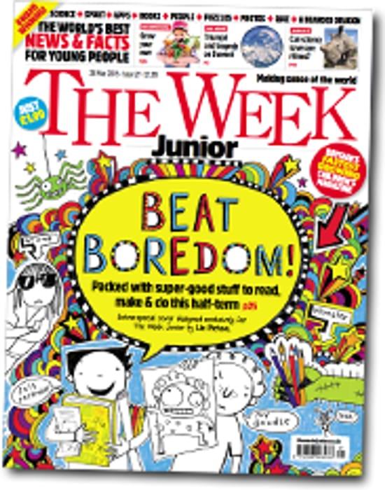 "Free ""Week Junior"" Magazine"