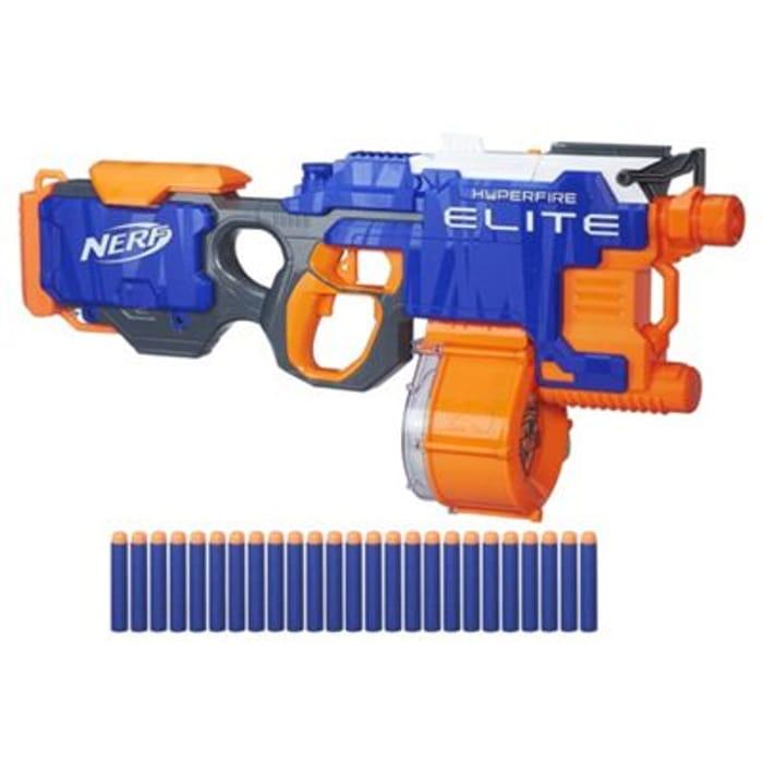 Tesco NERF Gun Deal Stack - Half Price + 3 for 2
