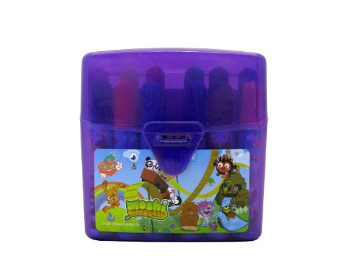 Moshi Monsters Felt Pen Set £1.15 Icluding Delivery (Only 6 Left in Stock)