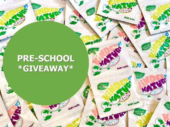 FREE Kinder Nature Baby Wipes