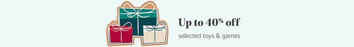 Amazon End of Year Sale, Upto 40% Off.