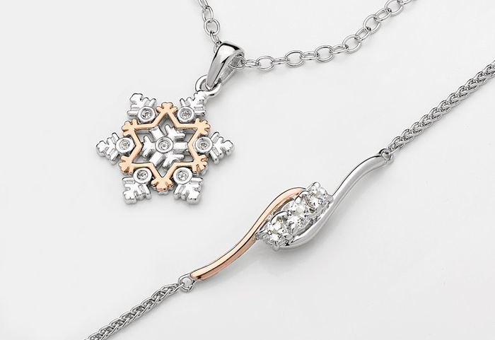 CLOGAU - Free Pendant or Bracelet worth £139 When You Spend £229 or More