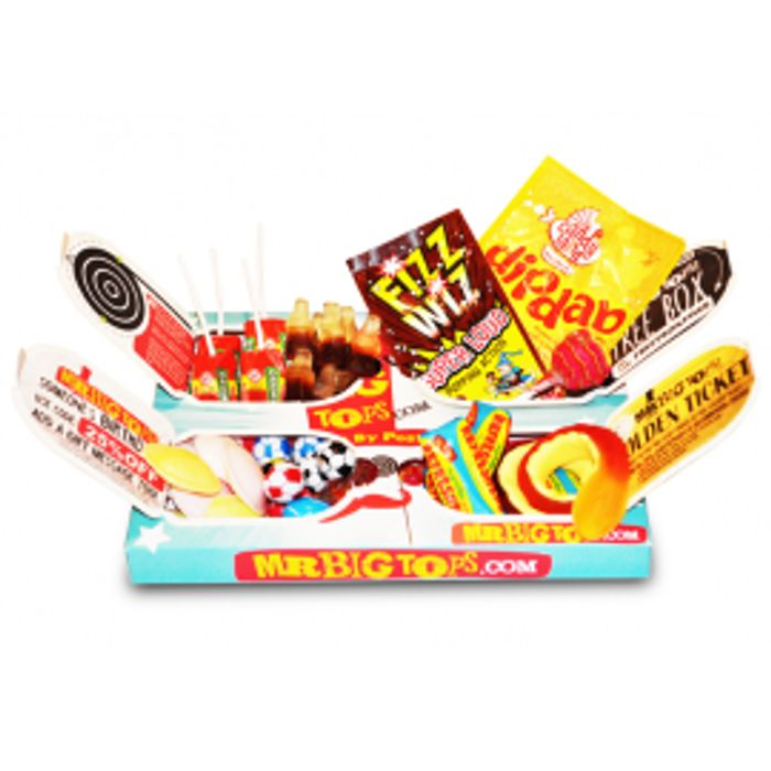 Sweet Box for £1 . for the First 20 Customers QUICK