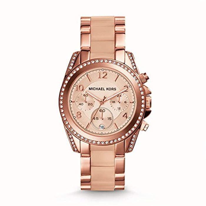 Michael Kors Watches 50%+ in Amazon Black Friday