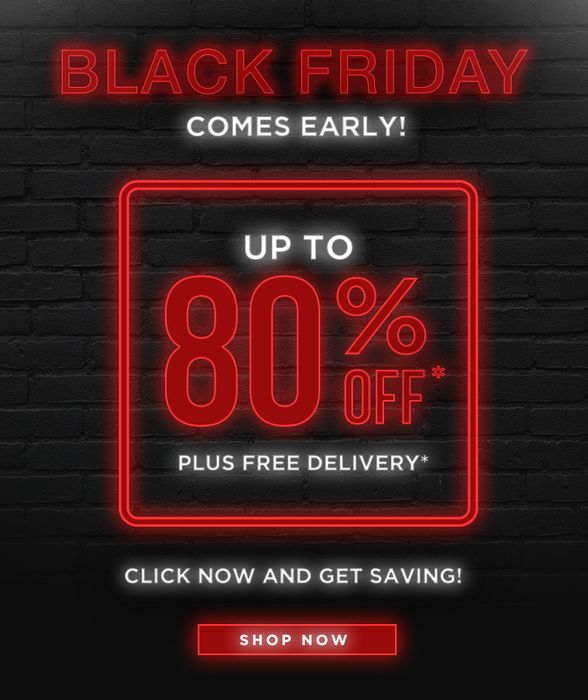 High Street TV - Black Friday up to 80% Off*