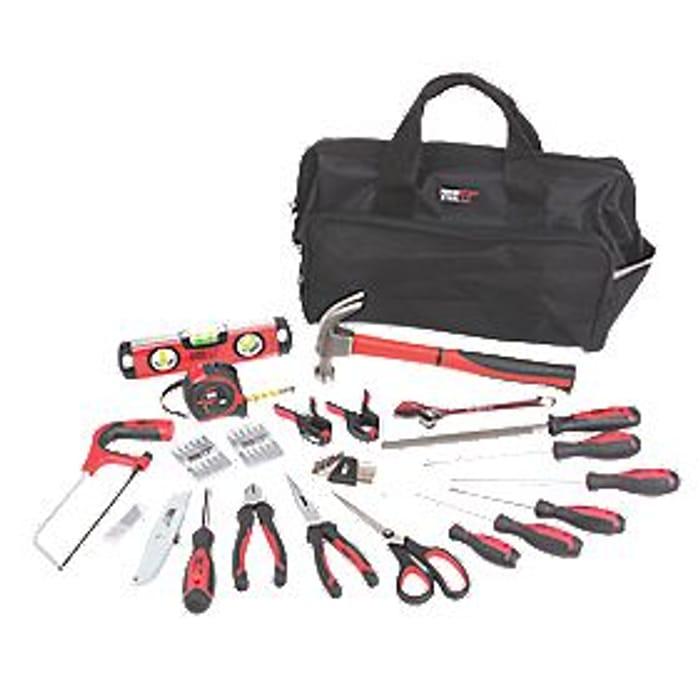 Forge Steel 55-Piece Tool Kit