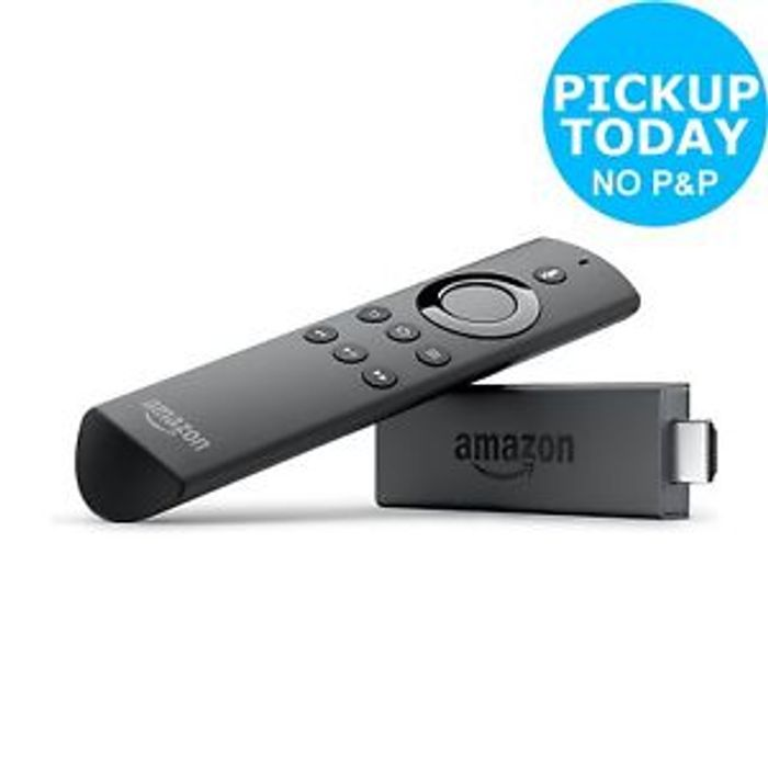 Amazon Fire TV Stick 8GB Full HD 1080p with Alexa Voice Remote. from Argos/ebay