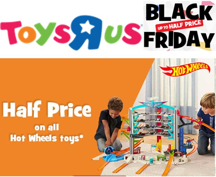 All Hot Wheels Toys Half Price
