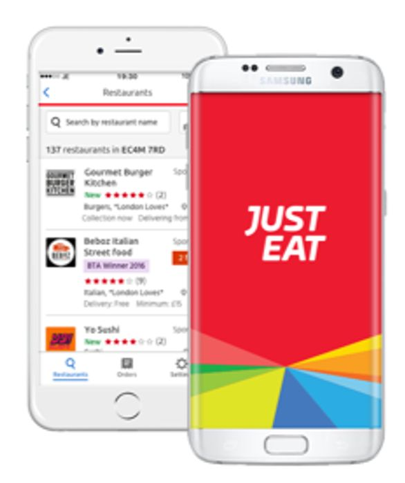 JUST EAT 15% off Black Friday (With Code)