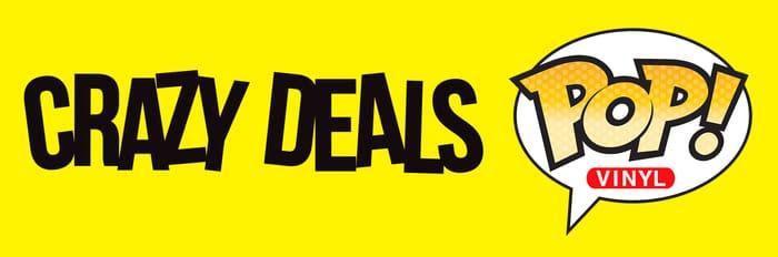 HMV Crazy Deals - Pop Vinyl SALE! (From £4.99)