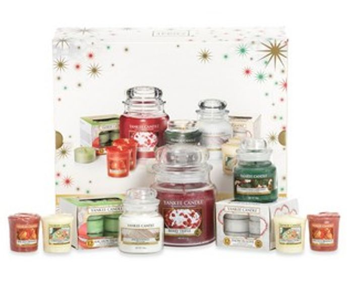 Free Yankee Candle Gift Set worth £60 When You Spend £40