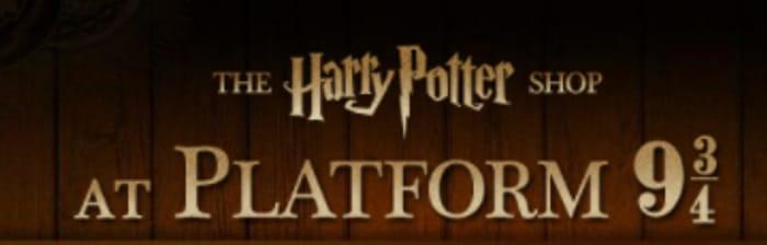 30% off Hoodies at Harry Potter Shop at Platform 9 3/4
