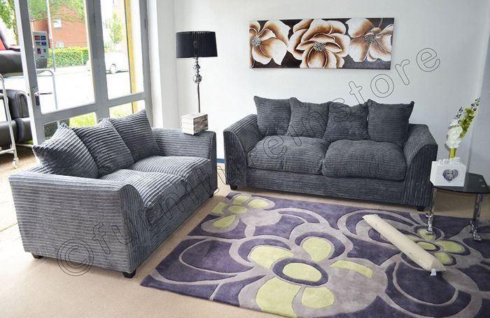 ONLY 7 LEFT! Sofa Settee Couch 3+2 Seater. save £500!