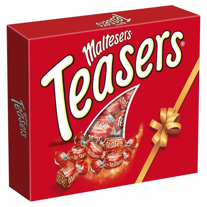 Maltesers Teasers Gift Box 275 G, Pack of 7 = 2 Kg of Chocolate!