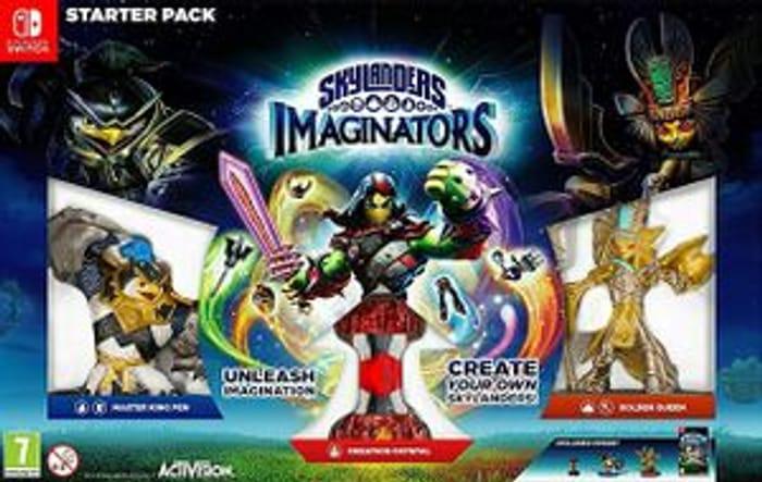 Skylanders Imaginators: Starter Pack (Nintendo Switch)