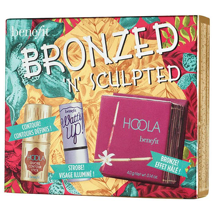 Benefit Bronzed 'N' Sculpted Contour and Highlight Kit