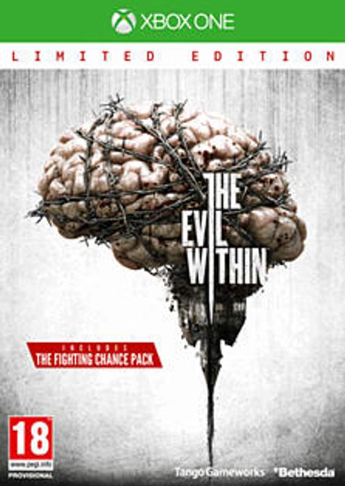 The Evil within - Limited Edition (Xbox One) New £4.99 at Game