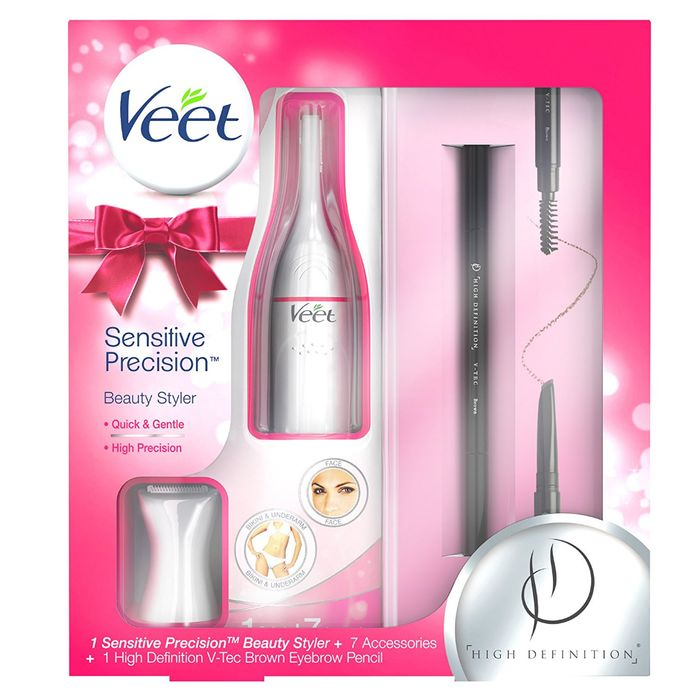 Veet Sensitive Precision Beauty Styler Gift Pack