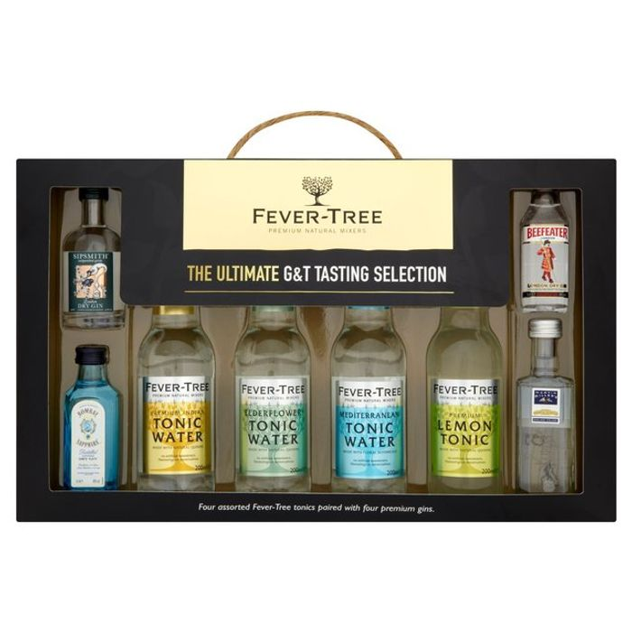 Fever Tree the Ultimate G & T Taster Selection