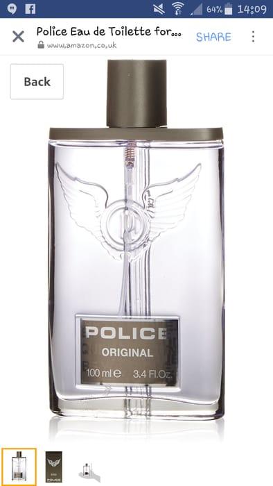 Police Eau De Toilette 100ml