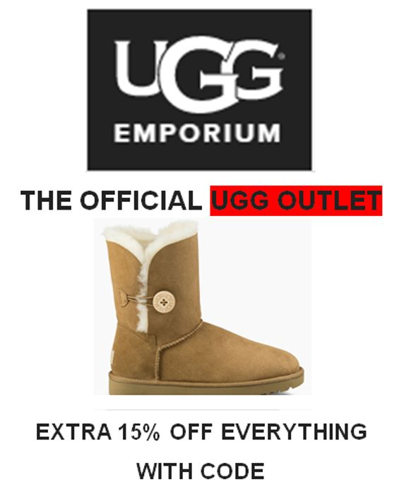 ugg outlet official