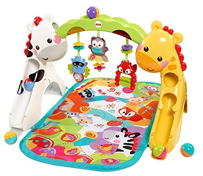 Baby to Toddler Play Gym by Fisher Price