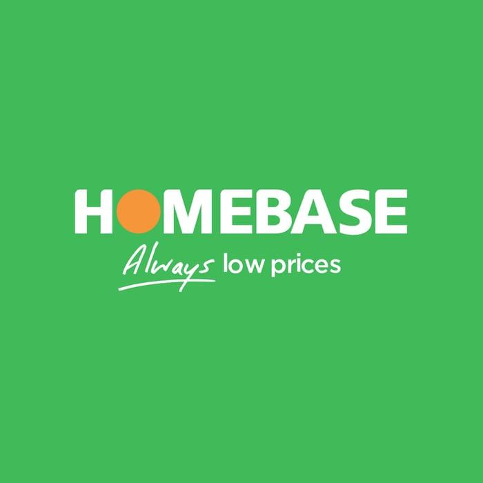 15% off Everything Homebase Instore