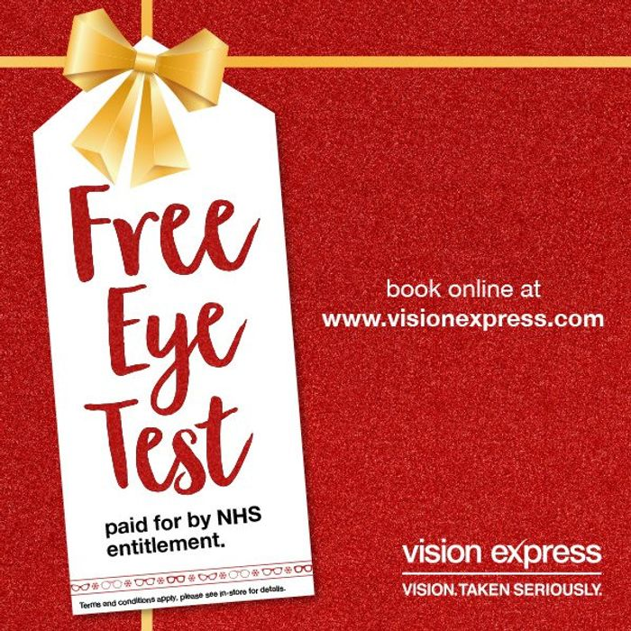 Free Eye Tests in the Buchanan Galleries Glasgow