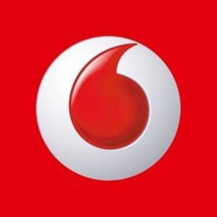 Free Gift for Vodafone Customers.