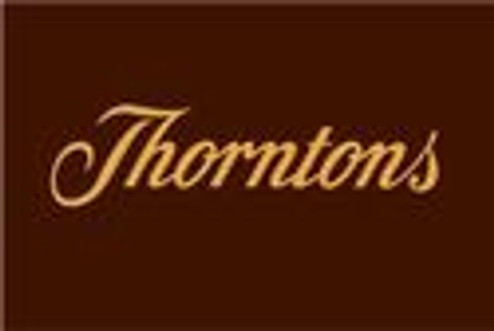 Free Chocolate at Thorntons