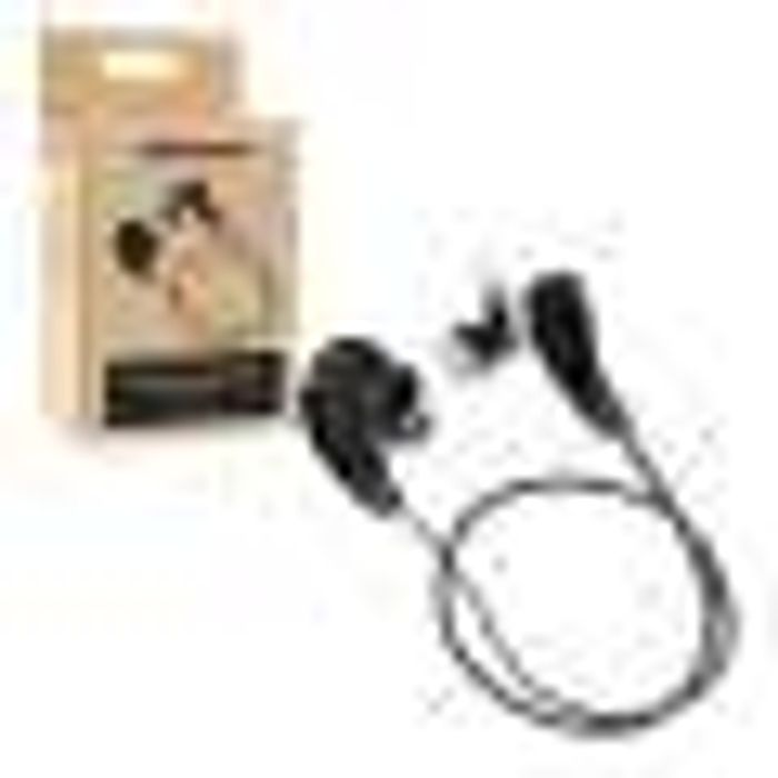 7dayshop Sport V4.0+EDR Bluetooth Wireless Sport Stereo Earbuds with Mic - Black