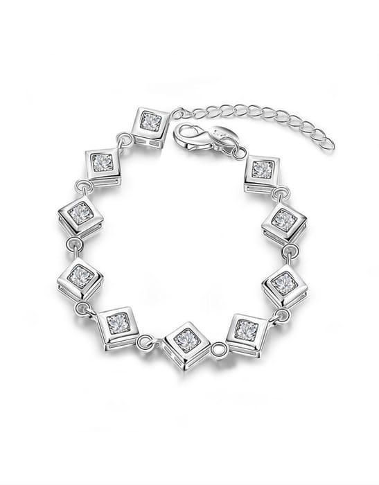 CUBO LISO SALE, Swarovski Crystals.