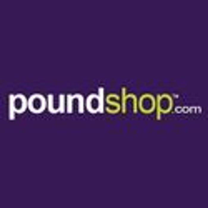 5% off at poundshop.com